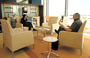 thessaloniki Airport Lounges