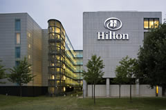 Hilton (South Term) Incl. Dinner