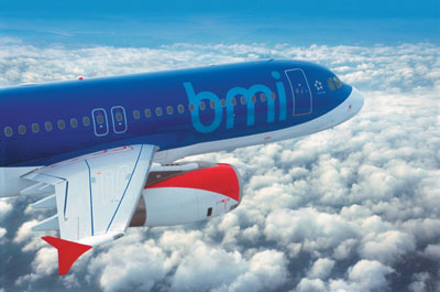Bmi launches new planes from Heathrow Airport