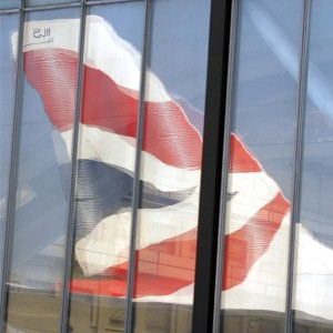 Heathrow Airport's T5 offers BA passengers some English fizz